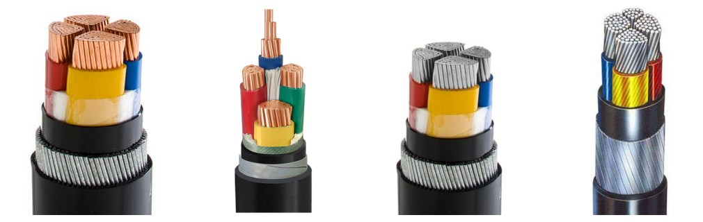 huadong low price pvc armoured cable for sale
