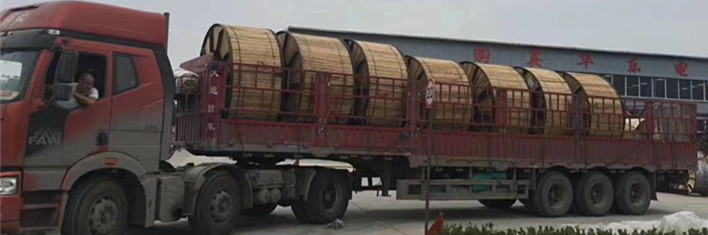 the fast aluminum armored cable delivery of huadong cable group