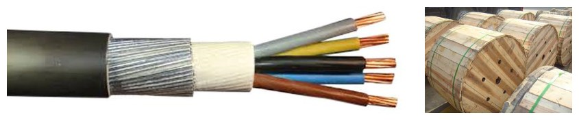 Huadong low price 10mm swa cable for sale
