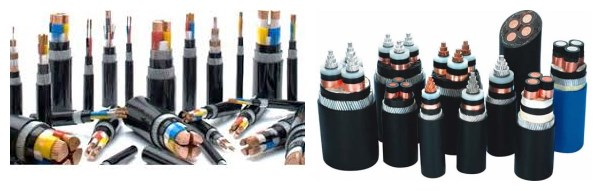 Pick up your size - armoured cable 10mm