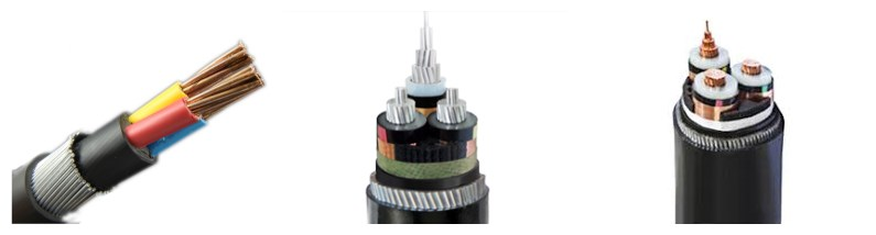 huadong low price 25mm 3 core swa cable for sale