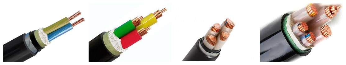 huadong low price pvc swa cable for sale
