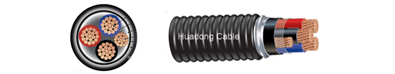 huadong low price teck 90 cable for sale