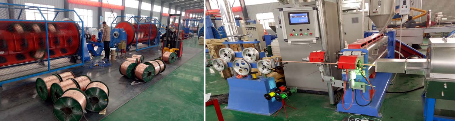 low price teck 90 armored cable factory - huadong