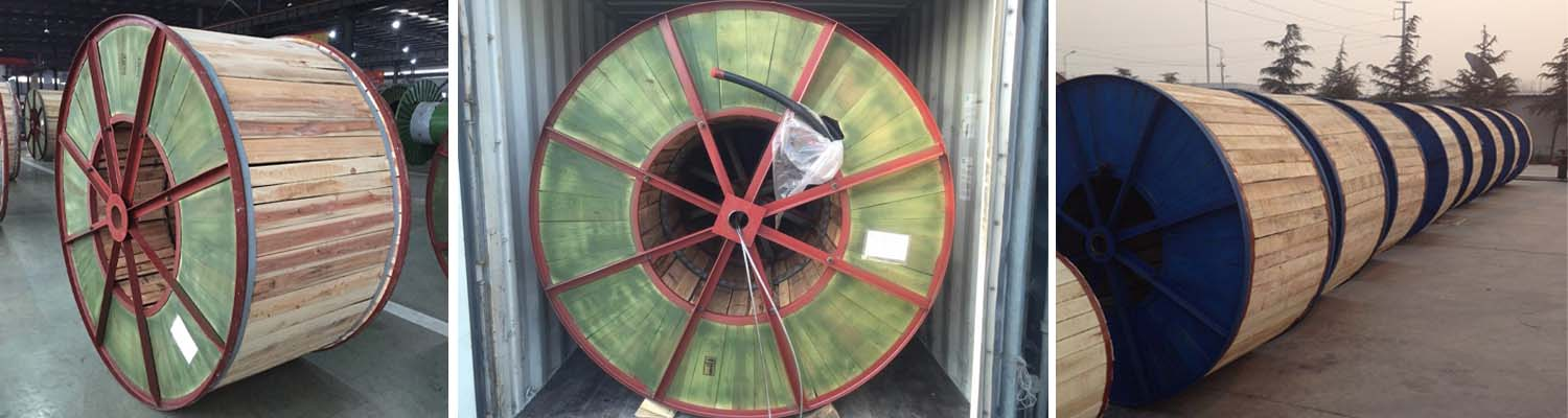 packaged 16mm2 swa cable - huadong