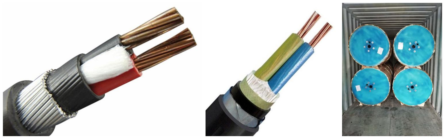 low price 2 core armoured cable for sale